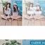 เสื้อว่ายน้ำแขนยาวแฟชั่น ลายสวย กัน UV ให้สาวๆ คลายกังวล thumbnail 5
