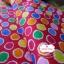 ผ้าคอตตอนไทย 100% 1/4 ม.(50x55ซม.) พื้นสีแดง thumbnail 2