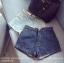 กางเกงยีนส์ขาสั้นแฟชั่น มีให้เลือกหลายแบบ หลากสไตล์ set 5 thumbnail 6
