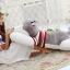ตุ๊กตาสุนัขไซบีเรียน ไซส์ S 100 ซม. thumbnail 3