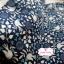 ผ้าคอตตอนญี่ปุ่นแท้ 100% 1/4 เมตร (50x55 cm.) ลายนกพิราบสีขาว thumbnail 2