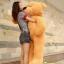 ตุ๊กตาหมี ลืมตา ขนาด 2.0 เมตร thumbnail 4