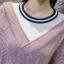 เสื้อกันหนาวดีไซน์สวยเก๋ ผสมคอวีและคอกลมออกมาได้อย่างลงตัว thumbnail 26