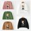 เสื้อกันหนาวปฟชั่น ใส่แบบชิลๆ กับลวดลายชิคๆ มีสีให้เลือกมากมายคร่าา thumbnail 1