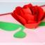 A40 การ์ด ดอกกุหลาบ Valentine thumbnail 9