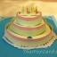 A04 การ์ดป๊อปอัพ Special Cake ใบเตย thumbnail 2