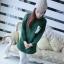 เดรสสั้นเกาหลี สำหรับสาวๆ ใส่ต้อนรับหน้าหนาว เน้อผ้าหนานุ่ม แขนยาว ปกป้องผิวจากลมหนาว thumbnail 10