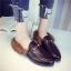 รองเท้าแฟชั่น ขนนุ่ม เก๋ๆ แบบที่เซเลปคนดังเค้าใส่กัน thumbnail 16