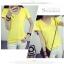 เสื้อยืดคอวีสีสันสวยๆ ใส่ได้ทุกยุค ทุกสมัยแฟชั่น มีให้เลือกสีกันอย่างจุใจ thumbnail 21