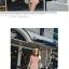 เดรสสั้นเกาหลี สวมใส่สบายแบบกางเกงกระโปรง สวย ดูดี โดดเด่น ทุกมุมมอง thumbnail 5