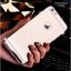 เคสไอโฟน 7 (TPU CASE) เคลือบฟิล์มกระจกสีทองชมพู thumbnail 1