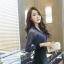 เดรสแฟชั่น ตัดสีทูโทน กับสไตล์ชุดแบบสาวเกาหลี ดูเด่น มีเอกลักษณ์มากๆ ค่ะ thumbnail 16