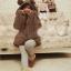 เสื้อกันหนาวมีหู แฟชั่นโดนๆ สำหรับสาวยุคใหม่ หนา นุ่ม มีหางเล็กๆ ขนาดกำลังน่ารักเลยคร่าสาวๆ thumbnail 6