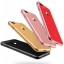 เคสไอโฟนรุ่นป้องป้องกล้อง+กันกระแทกตัวเครื่อง (Premium Case) เคสยางนิ่มแบบหนา สีชมพูใส Iphone 7 thumbnail 1