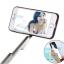 เคสไอโฟน7 (2 In 1 เคสไอโฟน+ไม้เซลฟี่ในตัว) (Hard Case Selfie Stick Protective Sleeve) สีชมพู ฟรี Remote Bluetooh thumbnail 11