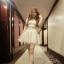เสื้อแฟชั่นเกาหลี มาพร้อมกระโปรงเข้าชุด น่ารักๆ แต่ก็เซ๊กซี่ไม่เบา thumbnail 4