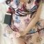 เดรสสั้นสีชมพูหวานๆ ลวดลายน่ารักๆ ขนาดกำลังดี แต่งคอเสื้อนิดๆ น่าใส่สุดๆ thumbnail 21