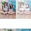 เสื้อว่ายน้ำแขนยาวแฟชั่น ลายสวย กัน UV ให้สาวๆ คลายกังวล thumbnail 4