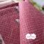 ผ้าทอญี่ปุ่น 1/4ม.(50x55ซม.) สีแดงแต่งเส้นปะ thumbnail 1