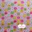ผ้าคอตตอนไทย 100% 1/4 ม.(50x55ซม.) พื้นสีชมพูโอรส ลายดอกไม้ thumbnail 3