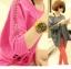 เสื้อแฟชั่นเกาหลีใหม่ ตัดริ้วช่องระบาย เพิ่มหมุดที่ไหล่ เพิ่มสไตล์สำหรับเด็กแนวๆ thumbnail 1