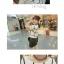 เสื้อแฟชั่นเกาหลี พิมพ์ลายกร์ตูนมิสเตอร์บีน thumbnail 6