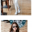 เสื้อยืดแขนยาวแฟชั่น สีสันจี๊ดๆ ตัดกันอย่างโดดเด่น ผ้านิ่ม น่าใส่มากๆ thumbnail 10