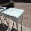 โต๊ะลิ้นชัก วินเทจ ใส่ของ สีขาวสำหรับร้านค้า thumbnail 3