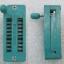 ZIF Socket 18 Pin Universal ZIF DIP Tester IC -ขานิกเกิล( Nickel Pins) thumbnail 1