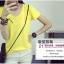 เสื้อยืดคอวีสีสันสวยๆ ใส่ได้ทุกยุค ทุกสมัยแฟชั่น มีให้เลือกสีกันอย่างจุใจ thumbnail 6
