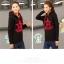 เสื้อกันหนาวแฟชั่น สีสันโดดเด่นและลายเสื้อเอ็นเอกลักษณ์ ผ้าหนานุ่ม ทรงเข้ารูปพอดีตัว thumbnail 14