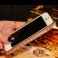 เคสไอโฟน 6 Plus /6s Plus (Bumber case ) กรอบสีทองชมพูฝังเพชรไอโซ thumbnail 1