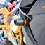 กันล้มข้าง Ninja650 แบรนด์ Moth Racing [Er6f/Ninja650 Frame Sliders] thumbnail 2