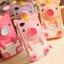 เคสไอโฟน 5/5s/SE (Case Iphone 5/5s/SE) เคสซิลิโคน หมูน้อย สี Beige (ส้มอ่อน) thumbnail 2