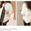 เสื้อกันหนาวแฟชั่น สไตล์สาวๆ เกาหลี สีพื้นขาวและดำ รีบซื้อใส่ก่อนลมหนาวที่จะมานะคะ สาวๆ thumbnail 13