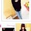 เสื้อไหมพรมเกาหลี ใส่เก๋ นุ่มสบาย เหมือนเพื่อนคู่ใจสำหรับสาวๆ thumbnail 6