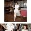 เดรสแฟชั่นเกาหลี มาในแบบ 2 ชิ้น สำหรับสาวๆ ที่ชอบเพิ่มลูกเล่นให้กับชุด ชุดนี้ตอบโจทย์คุณสาวๆ แน่ๆ thumbnail 6