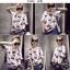 เสื้อยืดแฟชั่นสำหรับสาวๆ ผ้านิ่ม มีลายให้เลือกมากมาย และหลายขนาด SET3 thumbnail 11