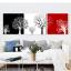 ภาพกรอบลอย ต้นไม้ 3 สี Arthome371 thumbnail 1