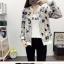 เสื้อกันหนาวแฟชั่น คอกลม ขนาดกำลังดี สกรีนลายสวยๆ น่าใส่มากค่ะ thumbnail 8