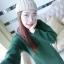 เดรสสั้นเกาหลี สำหรับสาวๆ ใส่ต้อนรับหน้าหนาว เน้อผ้าหนานุ่ม แขนยาว ปกป้องผิวจากลมหนาว thumbnail 5