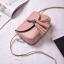 กระเป๋าหนัง สะพายข้างแฟชั่นเบาๆ สีสวย หนังเนียนๆ thumbnail 7