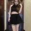เสื้อแฟชั่นเกาหลี มาพร้อมกระโปรงเข้าชุด น่ารักๆ แต่ก็เซ๊กซี่ไม่เบา thumbnail 15