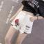 กางเกงยีนส์ขาสั้น แฟชั่นลำลองสวยๆ ที่สาวๆ ใส่กับเสื้อตัวไหนก็สวย thumbnail 18