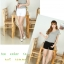 กางเกงขาสั้นแฟชั่นสุภาพสตรี สีสันสดใส ใส่ชิลๆ ได้ทุกวัน สีสันจัดจ้านโดนทุกวัย SET3 thumbnail 17