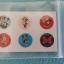 ปุ่มโฮมไอโฟน Mickey & Minnie Mouse (1 Pack/6 ชิ้น) thumbnail 1