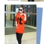 เสื้อกันหนาวแฟชั่น ลายเท่ห์ๆ ทรงยาวๆ มีให้เลือกสำหรับสาวทุกไซด์ thumbnail 12