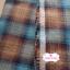 ผ้าทอญี่ปุ่น 1/4ม.(50x55ซม.) โทนสีน้ำตาลตัดสีฟ้า thumbnail 2
