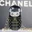 เคสไอโฟน 5/5s/SE TPU Case Chanel พร้อมสายคล้องคอ (สายคล้องสีชมพูนะคะ) thumbnail 1