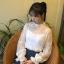 เสื้อแขนยาวแฟชั่น เด่นด้วยลูกไม้แบบซีทรู ให้สาวๆ ได้โชว์ผิวขาวอวดทุกสายตา thumbnail 4
